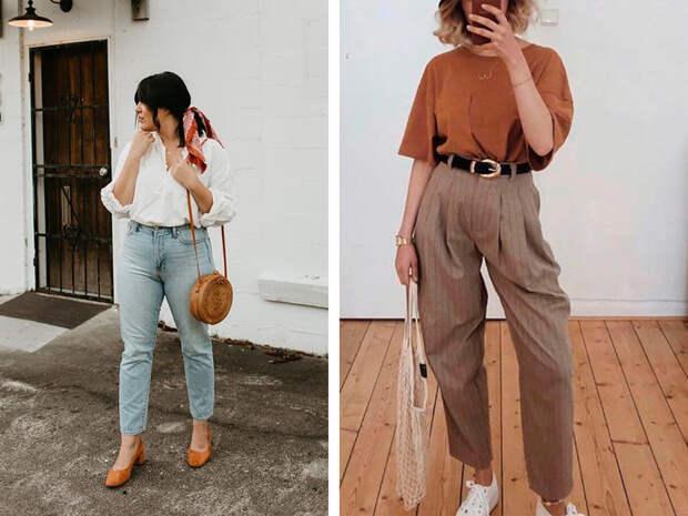 Правила выбора одежды для пышных форм