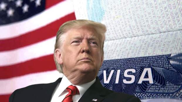 Трамп пообещал разобраться с отказом выдачи виз российским дипломатам