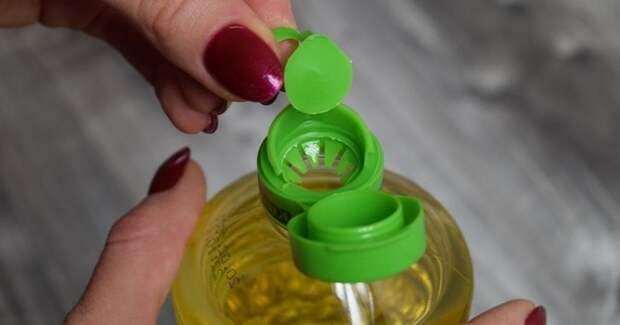 Век живи, век учись: хозяйки ошибаются, когда выбрасывают пробку от бутылки с маслом