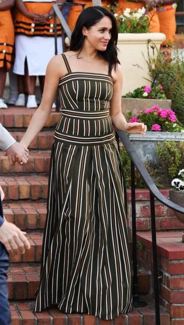 15 лучших образов Меган Маркл за 2019 год