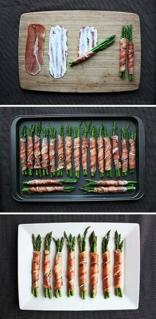 Еще вот такие штуки можно сделать, если у вас есть побольше времени и желание что-то пожарить всячина, закуска, интересное, кулинарные рецепты