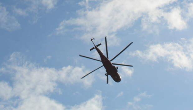 Четыре самолета и вертолет будут патрулировать леса Подмосковья в этом году