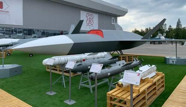 Россия представила три совершенно новых беспилотника
