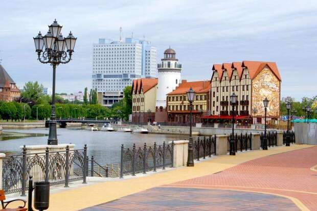 Было и стало: как менялся Калининград от Кёнигсберга до наших дней