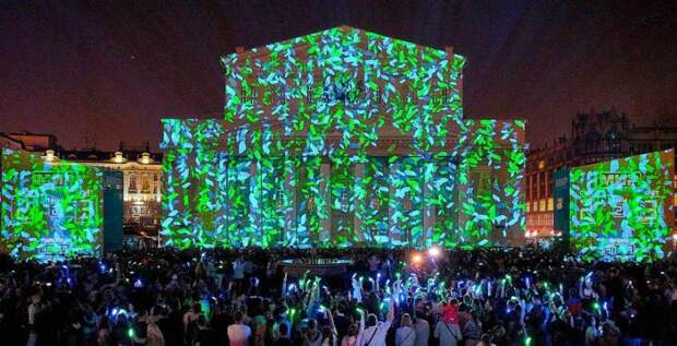 Фестиваль «Круг света» установил два рекорда Книги Гиннесса/ Фото mos.ru