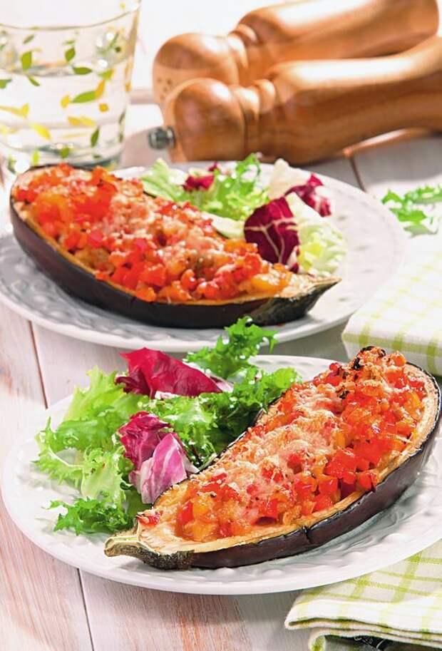 ПОХУДЕЙКИНЫ РЕЦЕПТЫ. На открытом огне: 12 блюд из овощей (2)