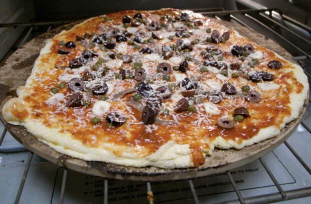 Готовим пиццу: основные ошибки новичков