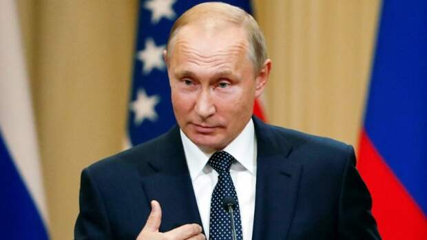 В капитолии штата Колорадо повесили портрет Путина (ФОТО)