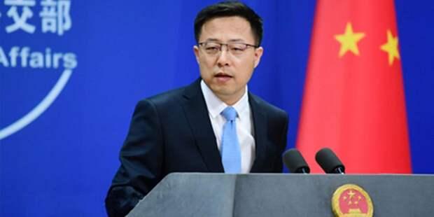 Китай придумал ответ на санкции США по Гонконгу