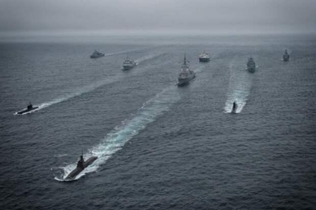 RAND: США напуганы военным маневром РФ в Средиземном море