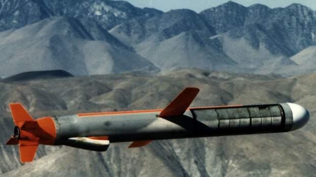 Крылатая ракета «Томагавк» – современный топор войны