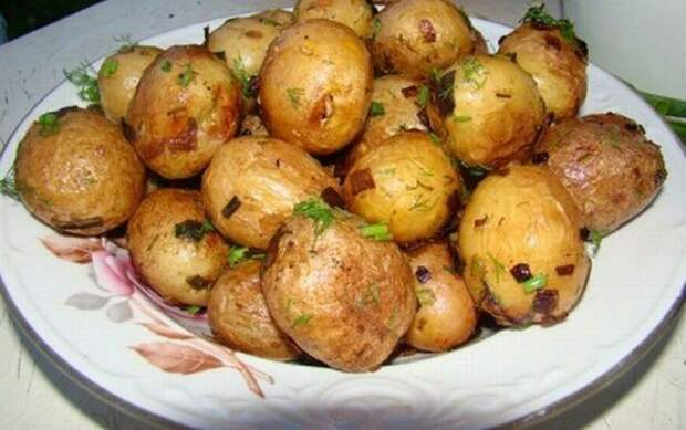 Вот как приготовить картофель за 7 минут!