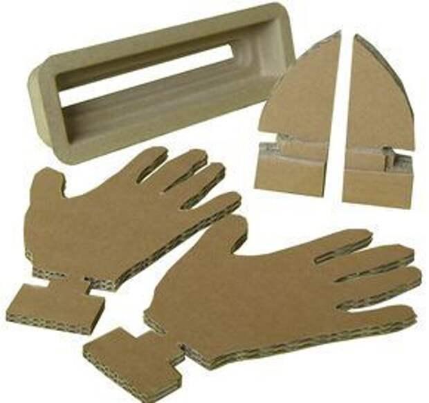 как сделать своими руками салфетницу, скажем, на дачу или пикник