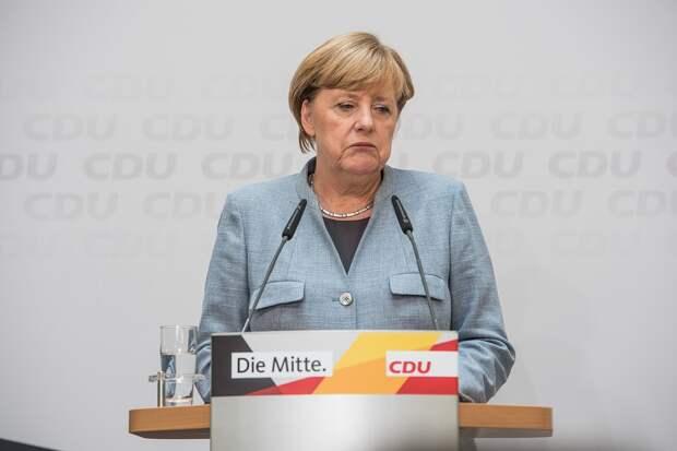 Меркель о состоянии здоровья: «Я могу выполнять свои задачи»