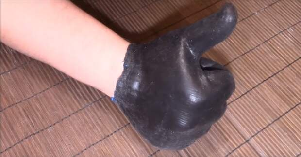 Простой способ сделать водонепроницаемые и жаропрочные перчатки