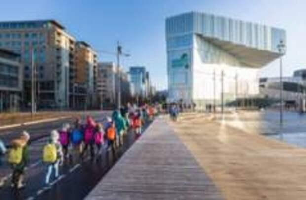 Библиотека будущего откроется в Осло