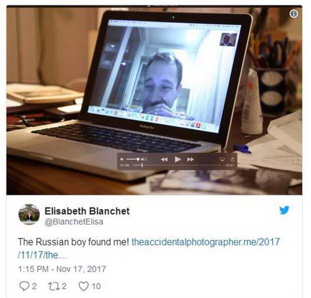 История забытой фотопленки: Зачем через 30 лет француженка отыскала незнакомого русского мальчика