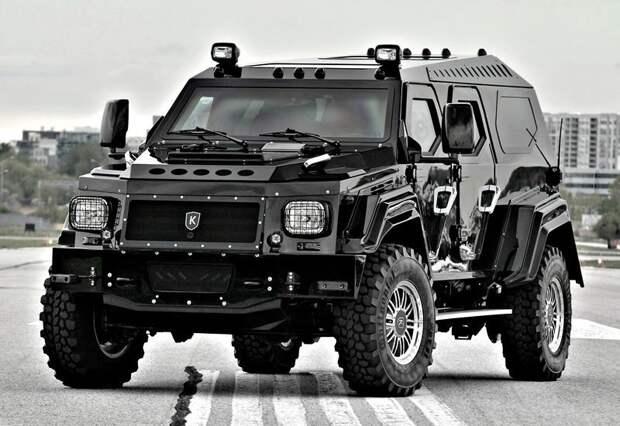 Conquest Knight XV авто. интересное, автомир, бронемашины, броня, самые-самые, факты