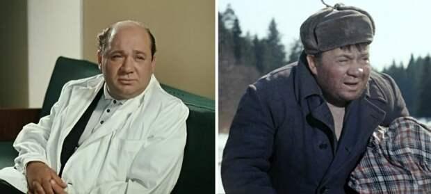 Советские актеры, которые играли по несколько ролей в одном фильме