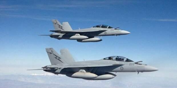 CNN: американские истребители пытались помешать России нанести авиаудары в Сирии