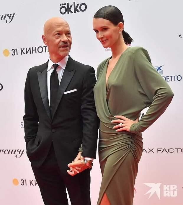 Неузнаваемая жена Федора Бондарчука: как выглядела Паулина Андреева 13 лет назад