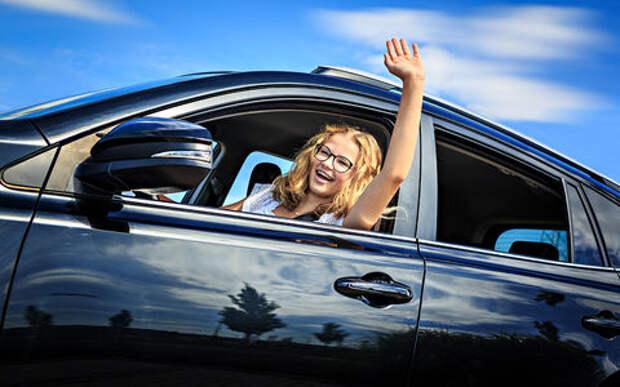 ГИБДД намерена пустить подростков за руль