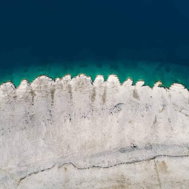 Красивые снимки планеты Земля, сделанные с высоты птичьего полёта