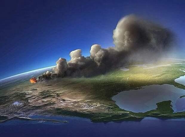 Самые вероятные сценарии Апокалипсиса от ученых: астероиды, супервулканы и синтетические вирусы