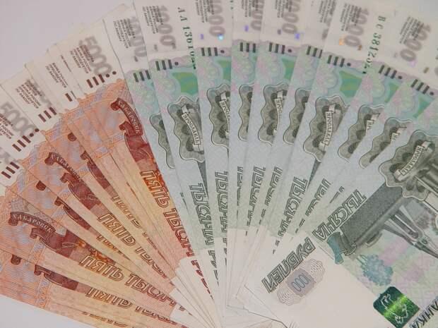 Регионы с самыми высокими зарплатами назвали в России