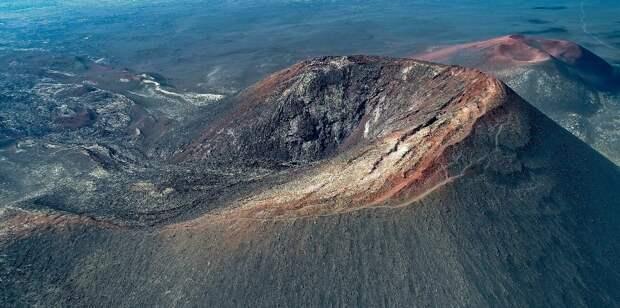 шлаковый конус Горшкова извержения 1973 г.