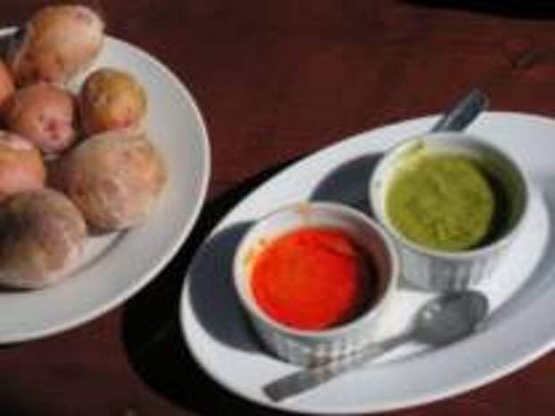 Традиционные канарские соусы «Мохо колорадо» и «Мохо верде». Рецепт приготовления