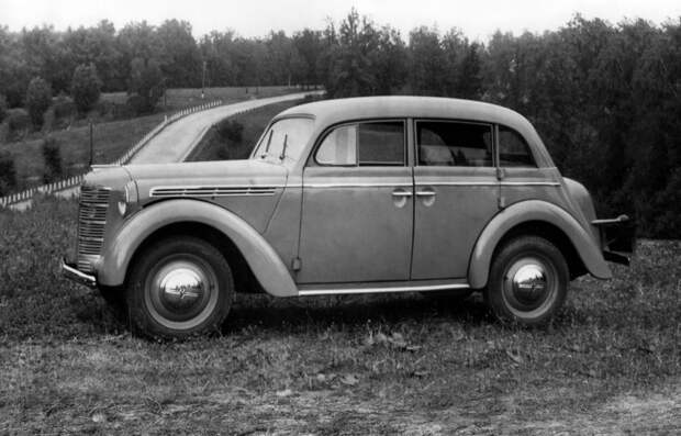 Самоблок для «Москвича» и воздушный V8: немецкие разработки, которые не пригодились