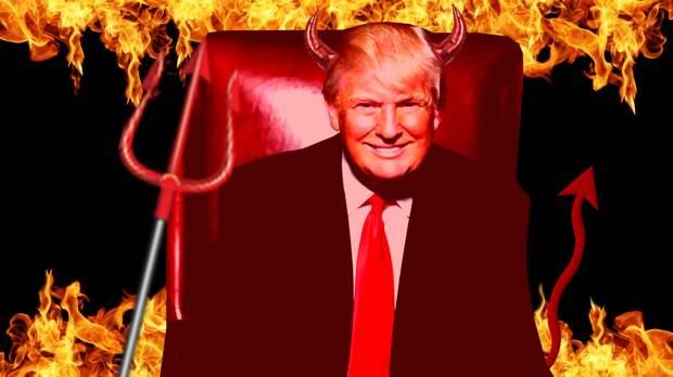 Плевать на убийства: безразличие Трампа возмутило американские СМИ
