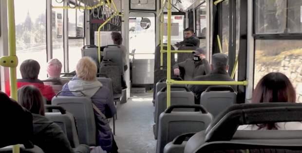 Многоразовые проездные вернут в крымские автобусы и троллейбусы