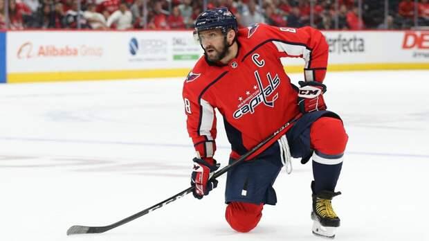Овечкин снова переписал историю, сыграв 1100-й матч вНХЛ. Выше него только четыре русских хоккеиста