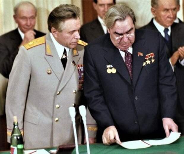 За что Андропов отомстил Щелокову. Войны КГБ и МВД