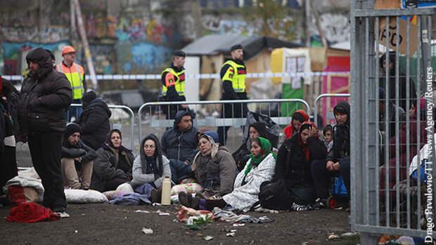 До Европы дошел масштаб совершаемых мигрантами преступлений