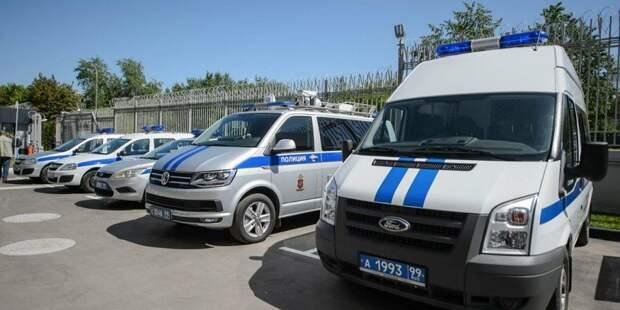В Москве задержали торговцев поддельными цифровыми пропусками/ Фото mos.ru