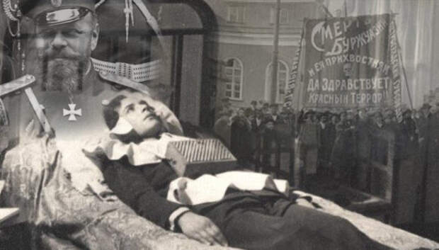 История Ивана Качалкина, уснувшего в Российской империи и проснувшегося в Советской России