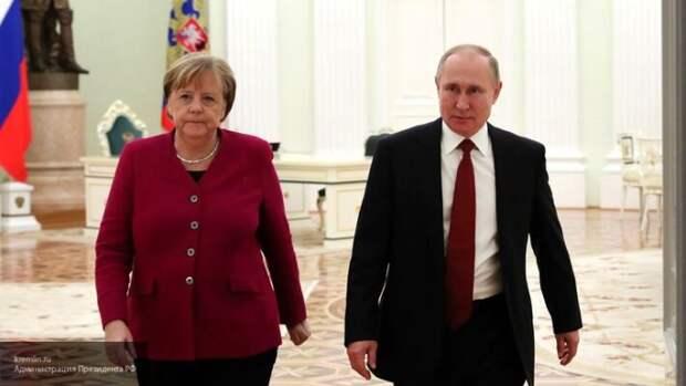 США взялись за Германию: ФРГ грозит судьба Украины и Прибалтики из-за дружбы с Россией