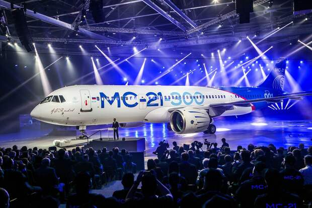 МС-21: начало большого пути первого российского пассажирского лайнера