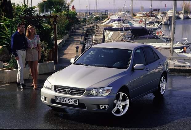 Lexus IS 200/300