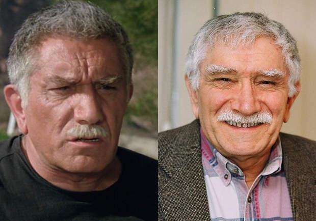 Актёры фильма «Паспорт» 25 лет спустя