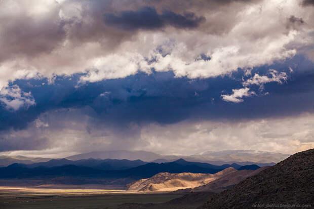 Суровый быт Монголии