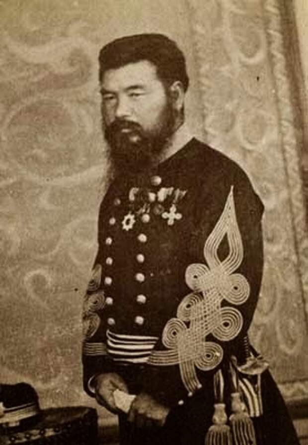 Последний самурай Ямадзава