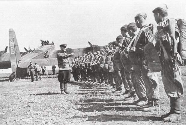 Десантура. 1942-45 г.