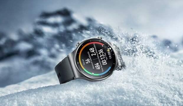 """Дни.ру"" раздают подарки: часы HUAWEI WATCH GT 2 Pro Sport"