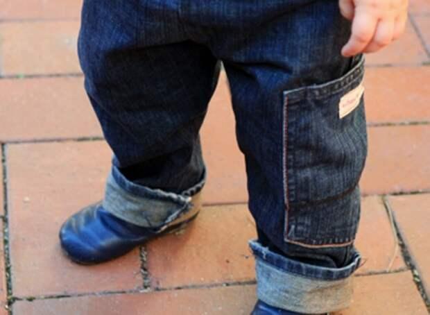 Как подшить джинсы своими руками — 5 мастер-классов