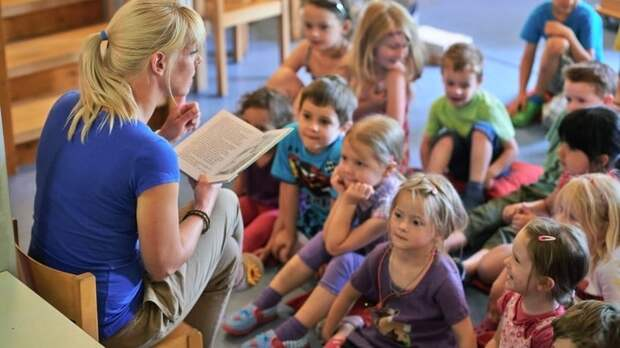 Сколько зарабатывает воспитатель в Германии