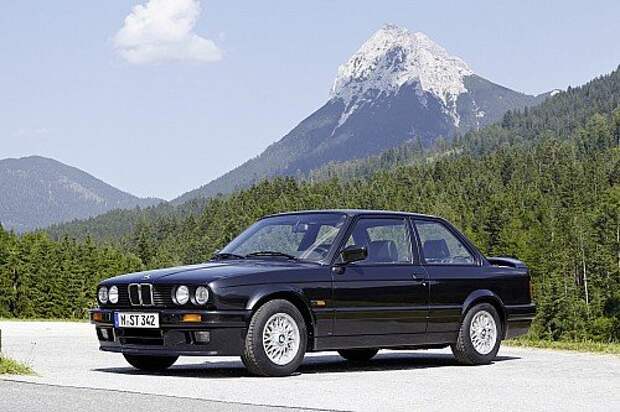 BMW 3 series_august